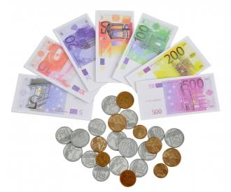 Funny Shopper - Argent Euro A Jouer (Bl)