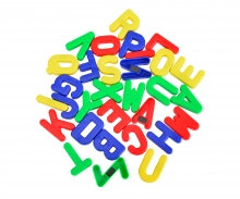 Art&Fun Magnetic Capital Letters