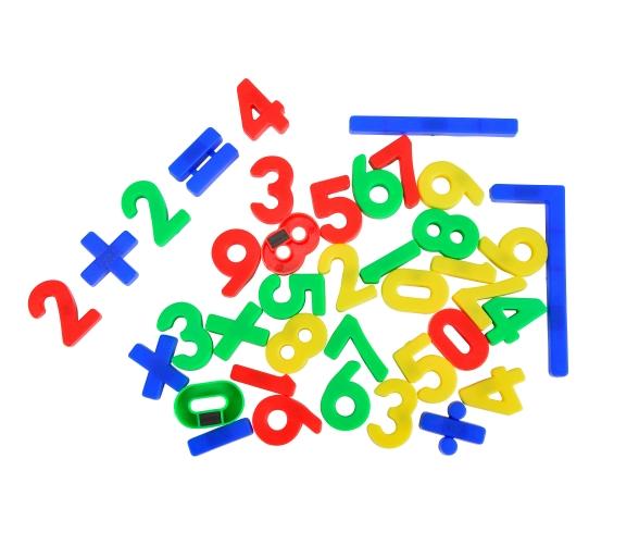 Art&Fun Magnetic Numbers/Signs