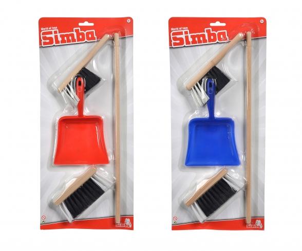 Broom Set, 2-ass.