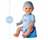 New Born Baby Baby Doll, Blue Accessories