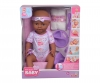 New Born Baby Baby Doll, Violet Accessories