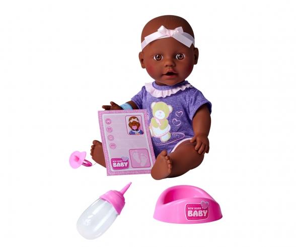 Nbb - Poupee Bebe Sweety (30cm)
