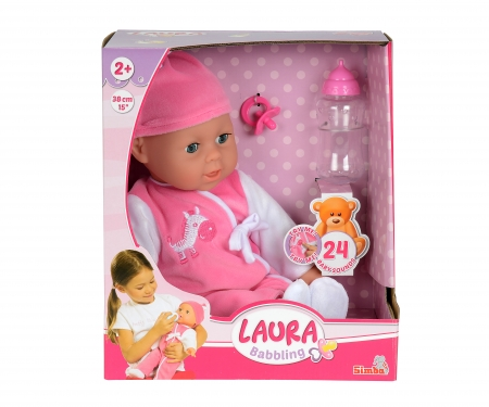 ML Laura Baby Talk