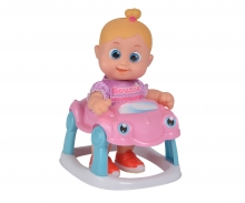 BB Little Bonny mit Baby-Walker