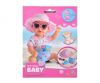 New Born Baby Sommer Set