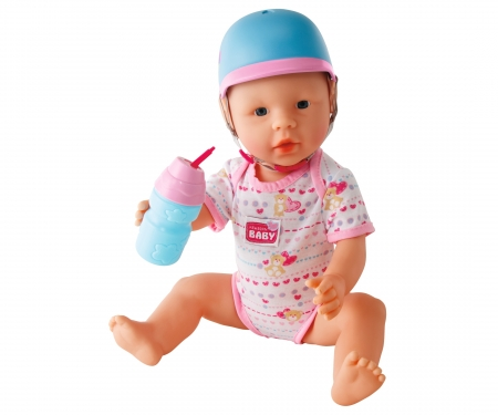 New Born Baby Fahrradhelm