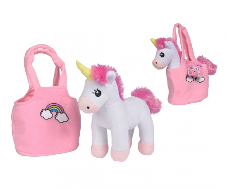 Steffi LOVE Girls Einhorn in Tasche