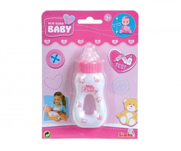 New Born Baby Magisches Milchfläschchen