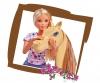 Steffi LOVE Sortie à cheval