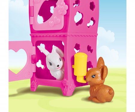 Evi LOVE Cute Rabbit House