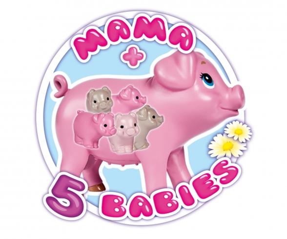 Evi LOVE Newborn Piggies
