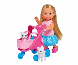 Evi LOVE Cat Buggy