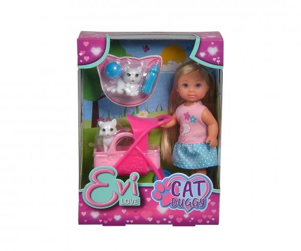 Evi LOVE Cat Buggy