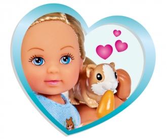Evi LOVE Doctor Evi Guinea Pig