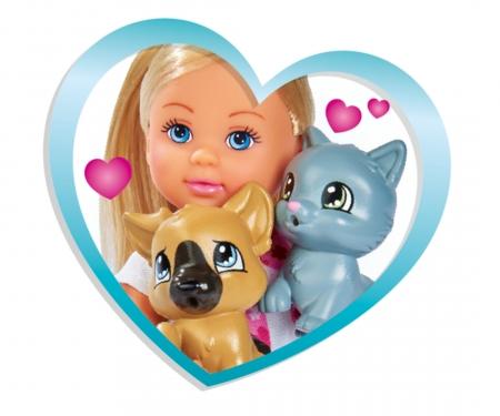 Evi LOVE Doktor Evi 2-in-1 Tiermobil