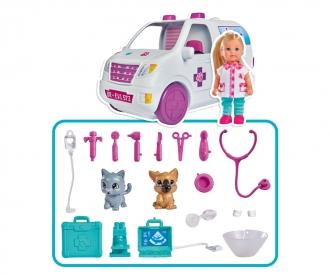 Evi LOVE Doctor Evi 2-in-1 Vet Mobile