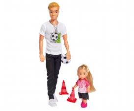Steffi LOVE Soccer Training