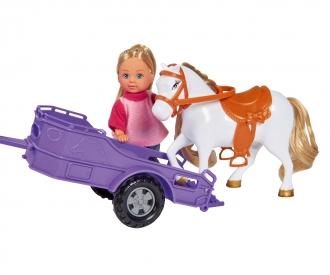 Evi LOVE Evi Horse Trailer
