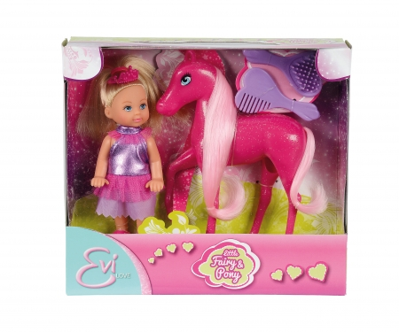 Evi LOVE Little Fairy and Pony