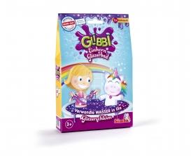 Glibbi Unicorn Glitter Bath