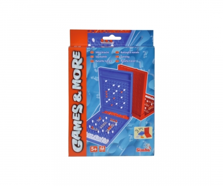 G&M Travel Game Sea Battle