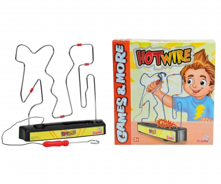Games & More Hot Wire