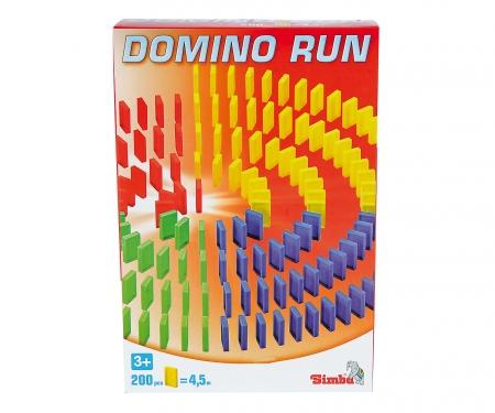 Games & More Domino Run 200 pièces