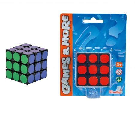 Games & More Cube casse-tête