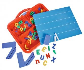 Art&Fun ABC tableau magnétique avec mallette