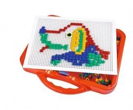 Art & Fun Bildermosaik im Koffer