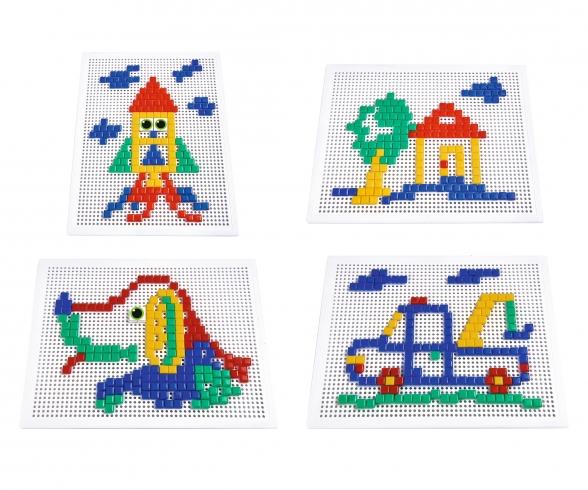 Art & Fun Picture Mosaic in Case