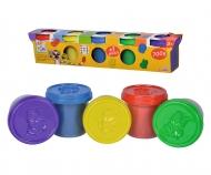 Art&Fun Soft Dough 4+1 Bonuspack