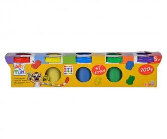 Art&Fun Softknete 4+1 Bonuspack