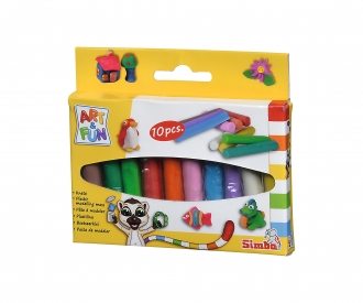 Art & Fun Clay Sticks 10 pcs.