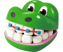 Art & Fun Dough Set Crocodile Dentist