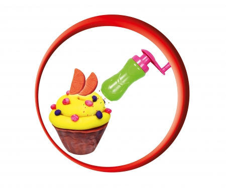 Art&Fun Dough Set Cupcake