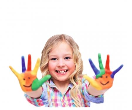 Art & Fun Paint with Fingerpaint