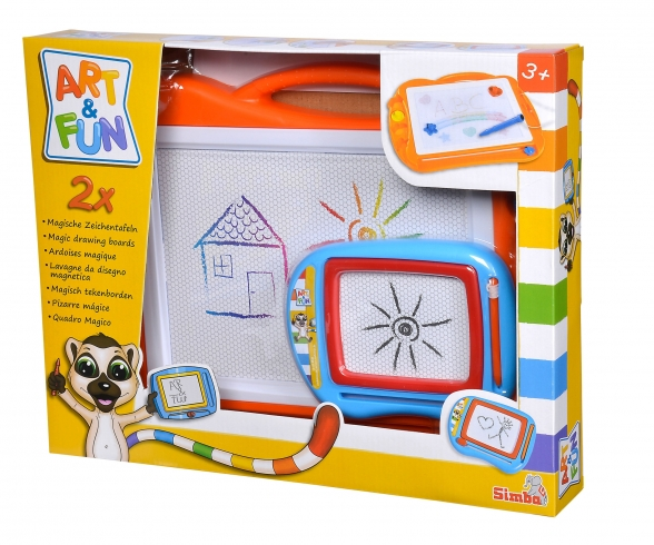 Art & Fun Twin Pack Drawing  Boards