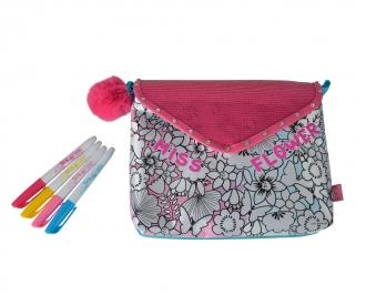 CMM Glitter Couture Postal Bag