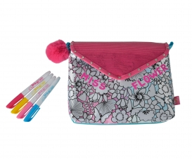 Color Me Mine Glitter Couture Postal Bag