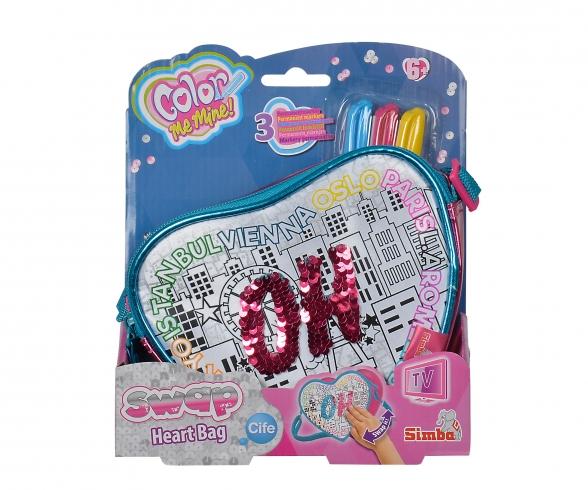 CMM Swap Heart Bag