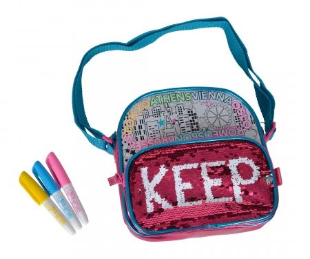 Color Me Mine Swap Pocket Bag