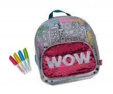 Color Me Mine Swap Back Pack