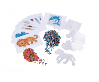 A&F Ironing Beads Zoo