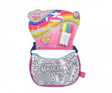 Color Me Mine Fantasy Fashion Bag