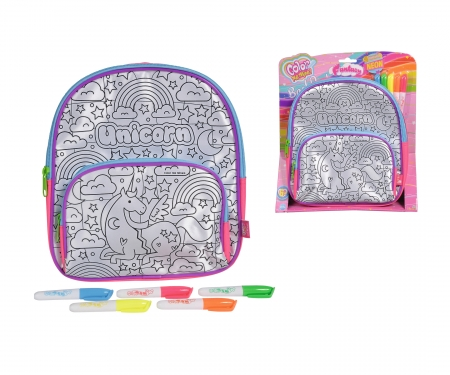 Color Me Mine Fantasy Back Pack