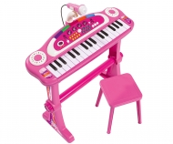 My Music World Girls Standing Keyboard