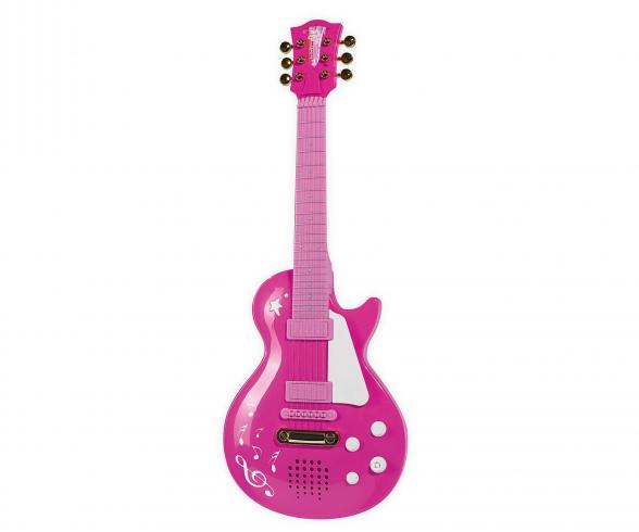 My Music World Girls Guitare rock