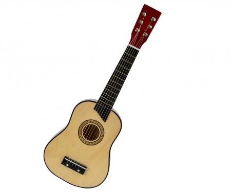 My Music World Holzgitarre